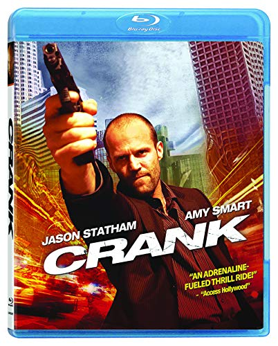Crank DVD