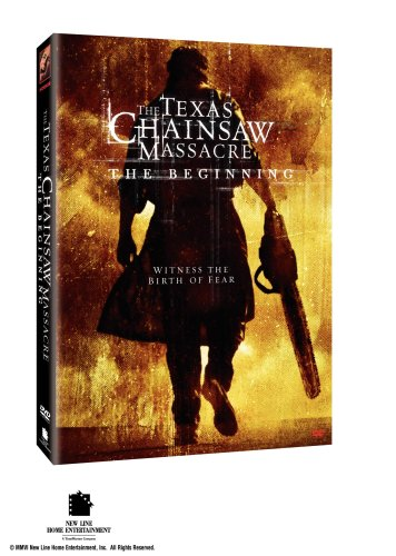 The Texas Chainsaw Massacre - The Beginning  DVD