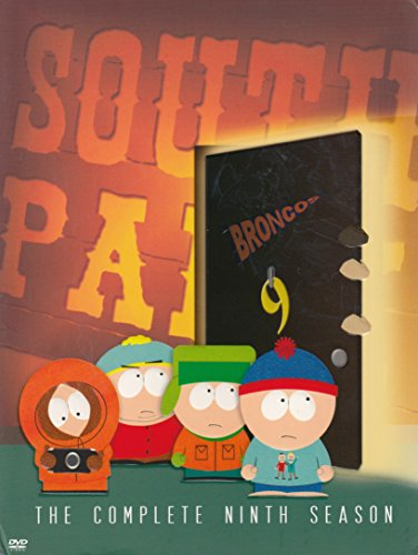 South Park - The Complete Ninth Season DVD