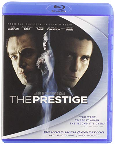 The Prestige [Blu-ray] DVD