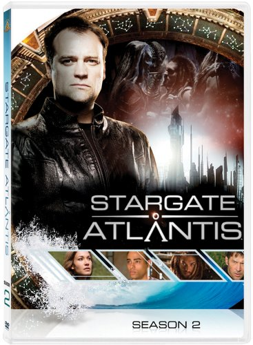 Stargate Atlantis - The Complete Season 2 DVD