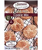 Namaste Foods, Gluten Free Cookie Mix, 20-Ounce Bags (Pack of 6)