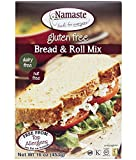 Namaste Foods Gluten Free Bread & Roll Mix, 16-Ounce (Pack of 6)