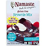 Namaste Foods, Gluten Free Brownie Mix, 30-Ounce Bags (Pack of 6)