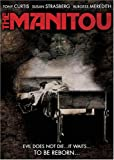 The Manitou DVD