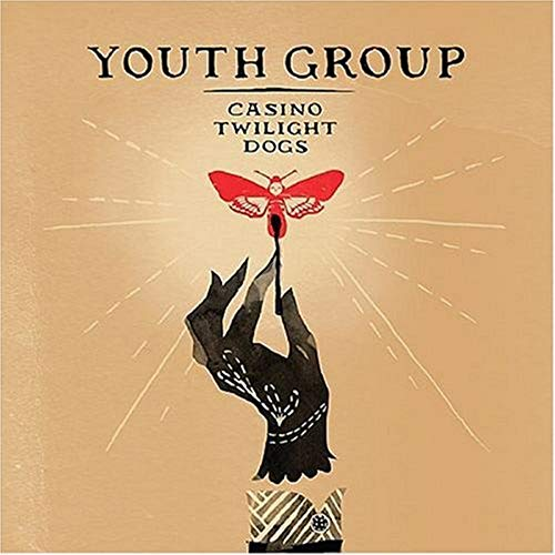 CD-Cover: Youth Group - Casino Twilight Dogs