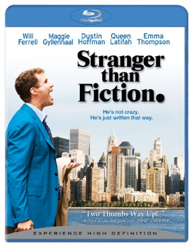 Stranger Than Fiction [Blu-ray] DVD