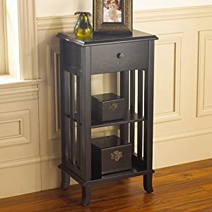 Best Tall Skinny Nightstand