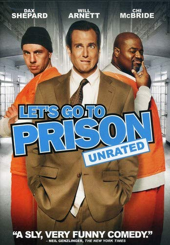 Let's Go to Prison  DVD