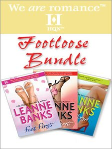 Footloose Bundle - Three Leanne Banks books in one