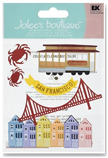 San Francisco Stickers