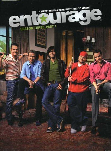 Entourage - Season 3, Part 1 DVD
