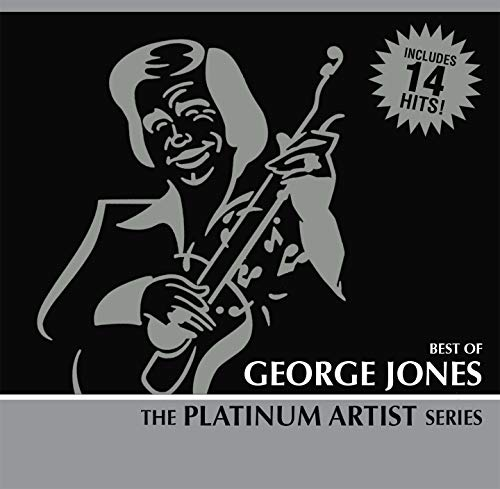 Best of George Jones: Platinum Artist Series