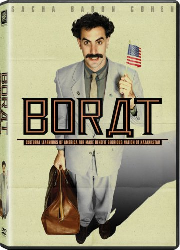 Borat - Cultural Learnings of America for Make Benefit Glorious Nation of Kazakhstan  DVD