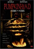 Pumpkin Head: Ashes to Ashes DVD