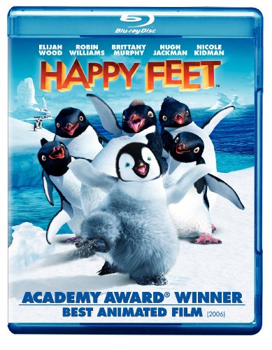 Happy Feet [Blu-ray] DVD