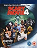 Scary Movie 4 [Blu-ray] [UK Import]