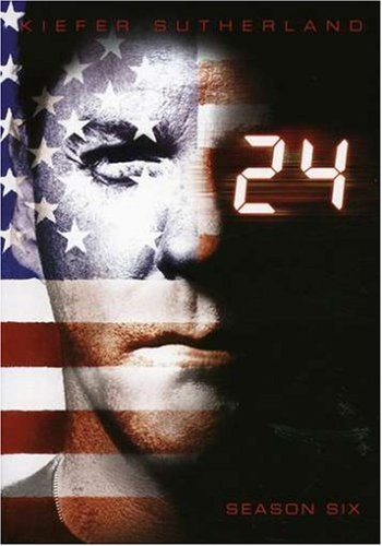 24 - Season Six DVD