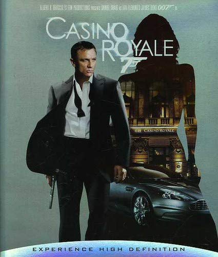 Casino Royale [Blu-ray] DVD