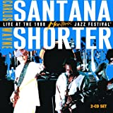 Santana and Wayne Shorter
