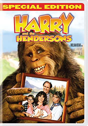 Harry and the Hendersons Special Edition