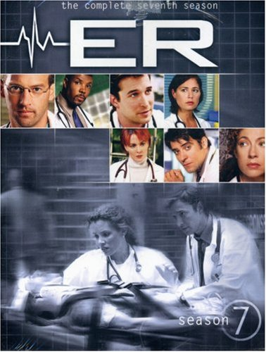 ER - The Complete First Seven Seasons DVD