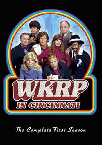 WKRP in Cincinnati cover
