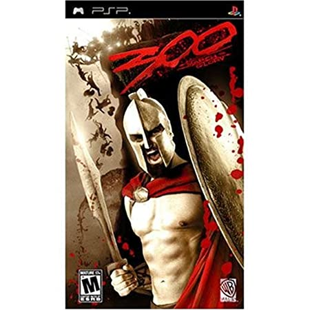 300: March To Glory (playstation Portable)