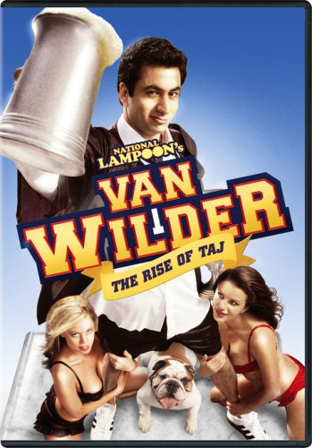 Van Wilder - The Rise of Taj DVD