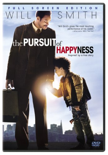 Pursuit of Happyness  DVD