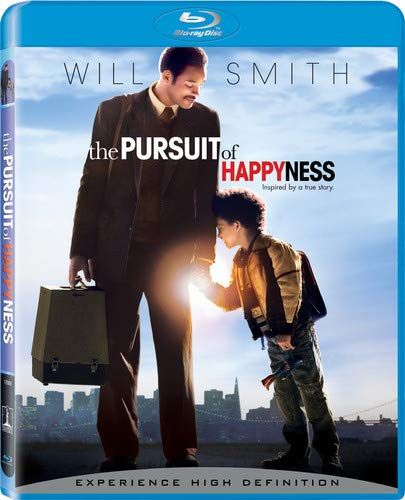 The Pursuit of Happyness [Blu-ray] DVD