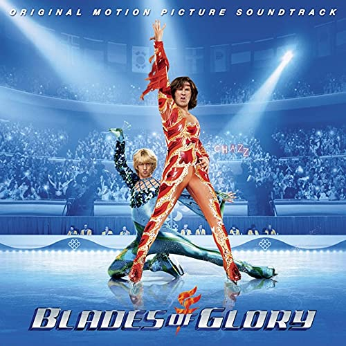 Blades of Glory Dvd Blades of Glory Soundtrack