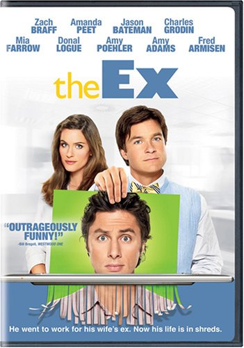 The Ex DVD