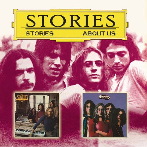 CD-Cover: Stories - About Us