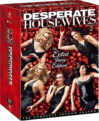 Desperate Housewives: Complete Season 2 DVD