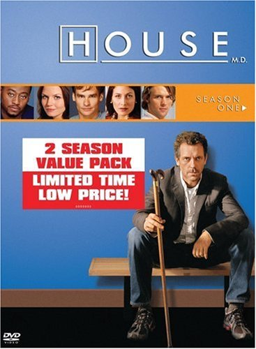 House, M.D. - Seasons One & Two DVD