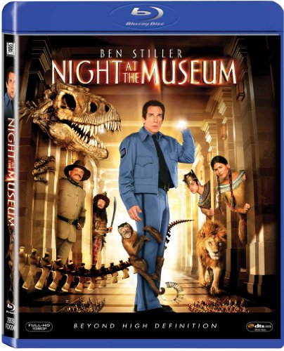 Night at the Museum [Blu-Ray] DVD