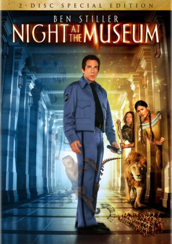 Night at the Museum  DVD