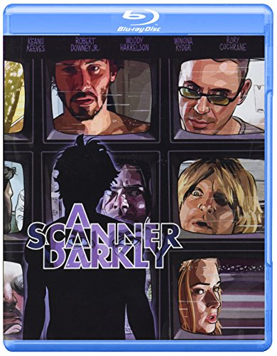 A Scanner Darkly [Blu-ray] DVD