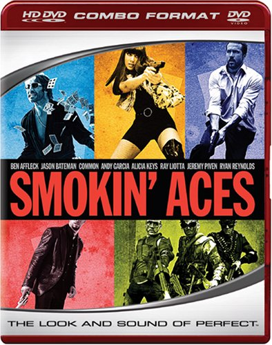 Smokin' Aces [Combo HD DVD and Standard DVD] DVD