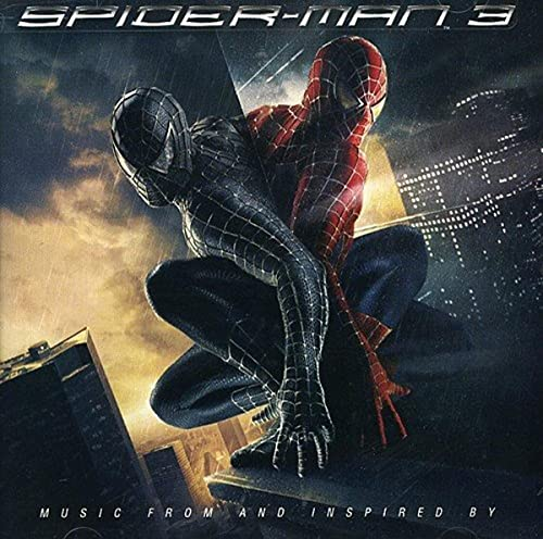 Spider Man 3 2007 Soundtrack From The Motion Picture