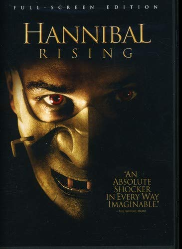 Hannibal Rising  DVD