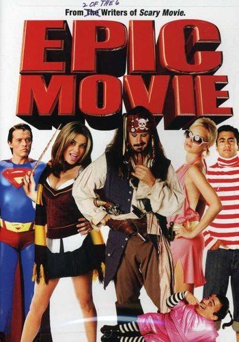 Epic Movie DVD