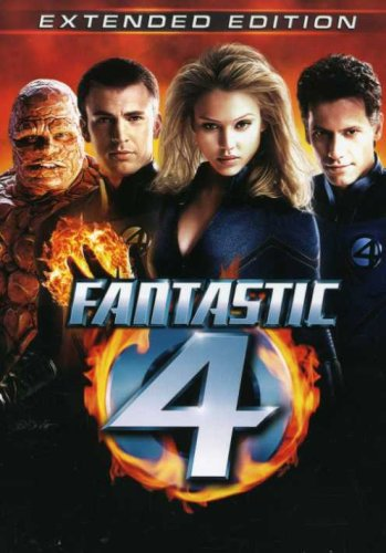 Fantastic Four - Extended Cut  DVD