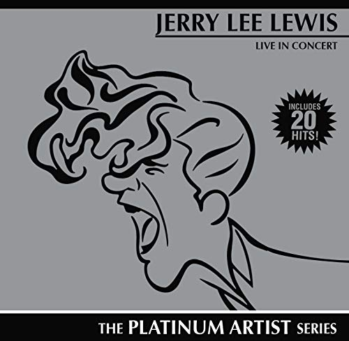 Jerry Lee Lewis: Platinum Artist Series [live]
