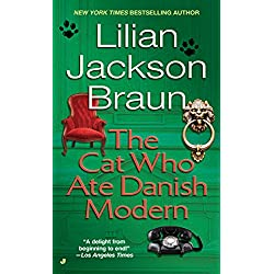 The Cat Who Ate Danish Modern (Cat Who. Book 2)