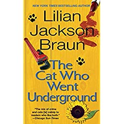 The Cat Who Went Underground (Cat Who... Book 9)