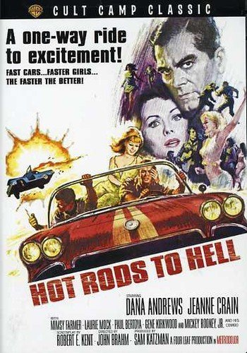 Hot Rods to Hell cover