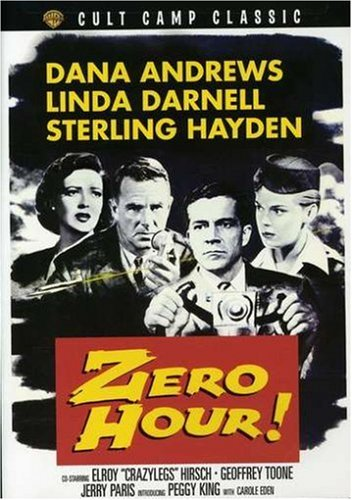 Zero Hour DVD - Buy it!