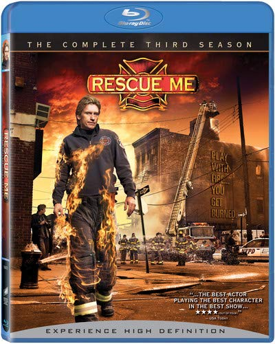 Rescue Me - Season 3 [Blu-ray] DVD